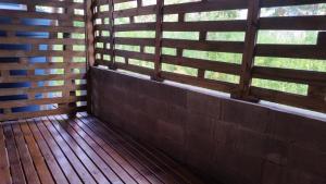Casa de madeira em Caxias do Sul, Prázdninové domy  Caxias do Sul - big - 27