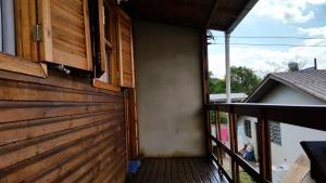 Casa de madeira em Caxias do Sul, Prázdninové domy  Caxias do Sul - big - 22