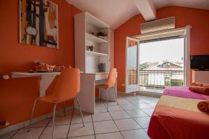 La Voliera, Bed and breakfasts  Rome - big - 113
