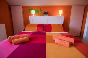 La Voliera, Bed and breakfasts  Rome - big - 89