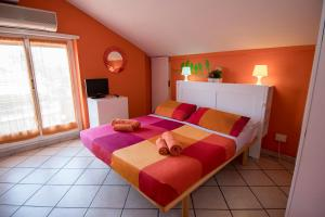 La Voliera, Bed and breakfasts  Rome - big - 94