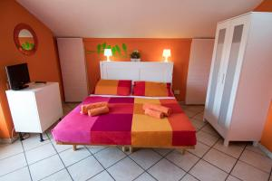La Voliera, Bed and breakfasts  Rome - big - 95