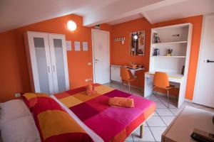 La Voliera, Bed and breakfasts  Rome - big - 97