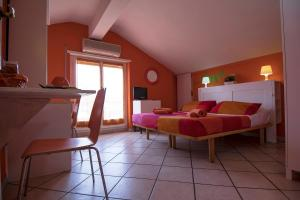 La Voliera, Bed and breakfasts  Rome - big - 99