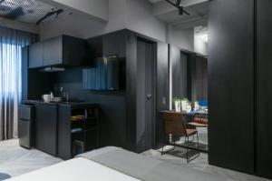 Studio VN Bela Cintra 01, Апартаменты  Сан-Пауло - big - 3