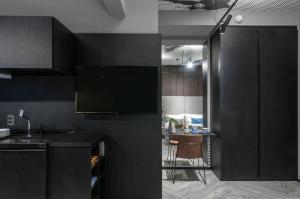 Studio VN Bela Cintra 01, Апартаменты  Сан-Пауло - big - 4