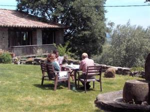 Can Ribes, Country houses  Bescanó - big - 4