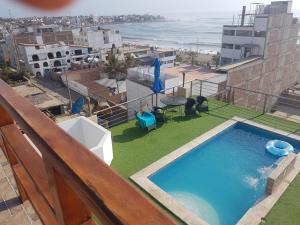 Huanchaco Villa Relax (7 Bedrooms), Vily  Huanchaco - big - 15