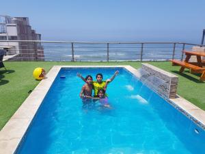 Huanchaco Villa Relax (7 Bedrooms), Vily  Huanchaco - big - 13