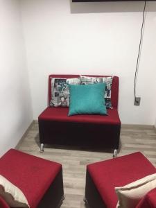 Hermoso departamento, Апартаменты  Мехико - big - 6