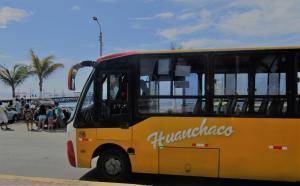 Mandala, Hostelek  Huanchaco - big - 13