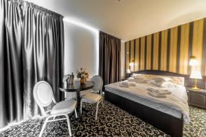 Hotel Complex Havana, Hotel  Tîrgu Ocna - big - 9