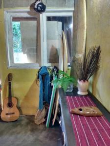Cama em casa compartilhada Camburi, Ubytování v soukromí  Camburi - big - 31