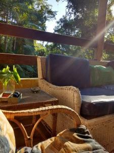 Cama em casa compartilhada Camburi, Ubytování v soukromí  Camburi - big - 28