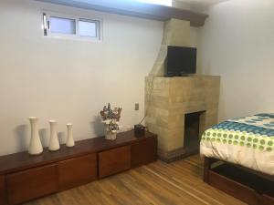 Grandiosa estancia en CDMX, Apartmány  Mexiko City - big - 5