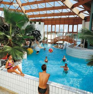 Ferienhaus Tossens 112S, Case vacanze  Tossens - big - 8