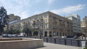 Апартаменты Бульвар, Баку