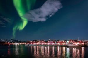 Anker Brygge, Hotels  Svolvær - big - 34
