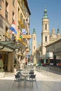 Hotel Tibur, Hotel  Saragozza - big - 1