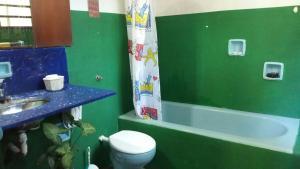 Cama em casa compartilhada Camburi, Priváty  Camburi - big - 25