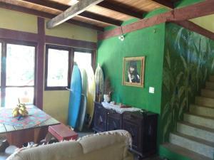 Cama em casa compartilhada Camburi, Priváty  Camburi - big - 11
