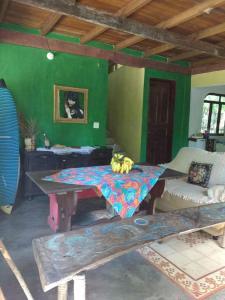 Cama em casa compartilhada Camburi, Ubytování v soukromí  Camburi - big - 12