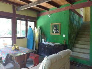 Cama em casa compartilhada Camburi, Ubytování v soukromí  Camburi - big - 14
