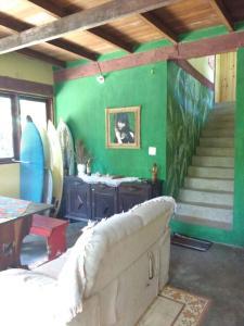 Cama em casa compartilhada Camburi, Priváty  Camburi - big - 15