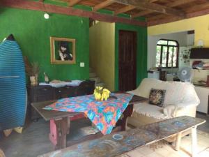 Cama em casa compartilhada Camburi, Ubytování v soukromí  Camburi - big - 16