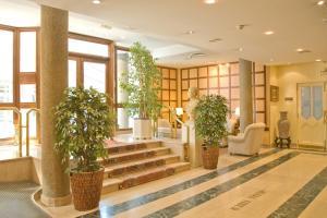 Hotel Tibur, Hotel  Saragozza - big - 38