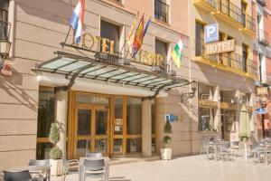 Hotel Tibur, Hotel  Saragozza - big - 39