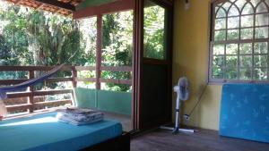 Cama em casa compartilhada Camburi, Priváty  Camburi - big - 9