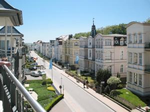 Ostseeresidenz Seeschloss 650S, Apartments  Bansin Dorf - big - 8