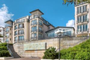 Ostseeresidenz Seeschloss 650S, Апартаменты  Bansin Dorf - big - 1