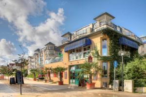 Ostseeresidenz Seeschloss 650S, Apartments  Bansin Dorf - big - 23