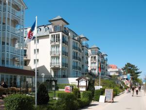 Ostseeresidenz Seeschloss 650S, Apartments  Bansin Dorf - big - 25