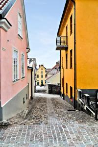 Chata Villa S:t Hans Visby Švédsko