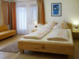 Haus Ruech 164W, Nyaralók  Hart im Zillertal - big - 13
