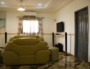 Les Merveilles, Apartments  Lomé - big - 33