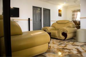 Les Merveilles, Apartments  Lomé - big - 35