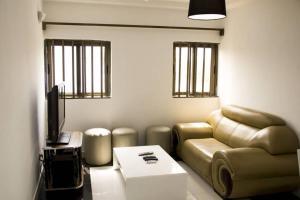 Les Merveilles, Apartments  Lomé - big - 44