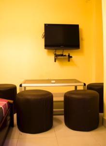 Les Merveilles, Apartments  Lomé - big - 24