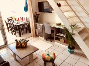 Le Nirvana, Apartmány  Saint-Leu - big - 25