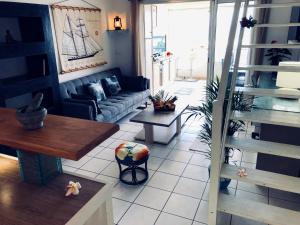 Le Nirvana, Apartmány  Saint-Leu - big - 24