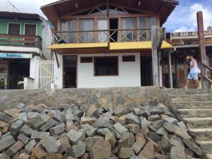 Casa Challes Vista Mar na 3a Praia, Prázdninové domy  Morro de São Paulo - big - 22