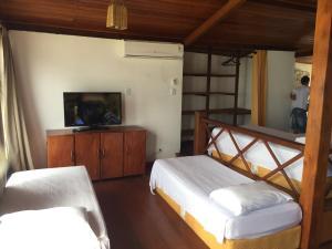 Casa Challes Vista Mar na 3a Praia, Prázdninové domy  Morro de São Paulo - big - 1