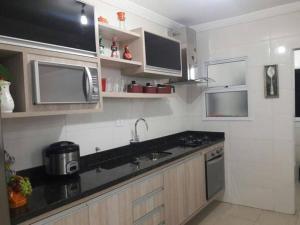 Residencial Premium, Apartmány  Mongaguá - big - 40