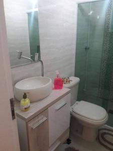 Residencial Premium, Ferienwohnungen  Mongaguá - big - 41