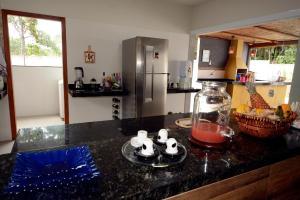 CASA DE FÉRIAS MODERNA E CONFORTÁVEL, Prázdninové domy  Arraial d'Ajuda - big - 5