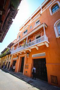 cartagena centro historic, Apartmány  Cartagena de Indias - big - 10